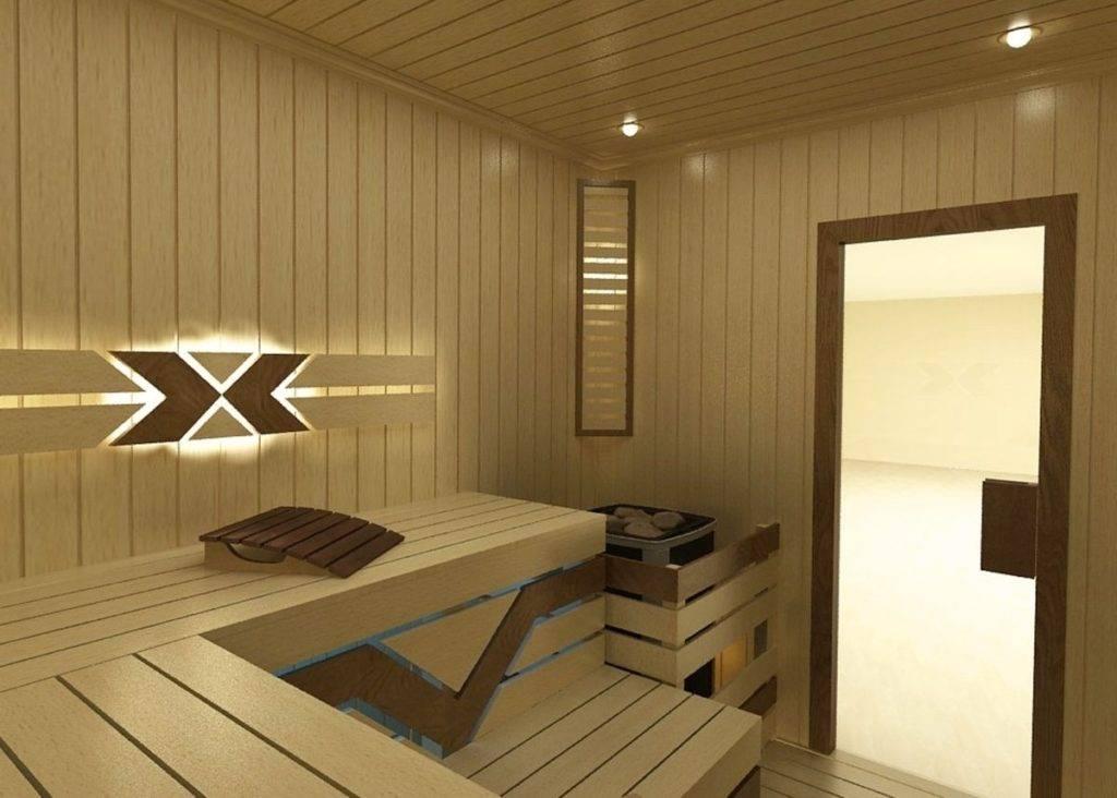 Отделка бани внутри (49 фото): создаем уютную зону релакса