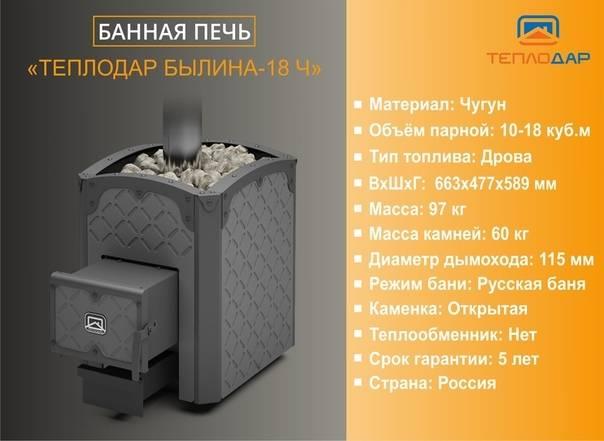 Традиционная русская баня - какая печь лучше