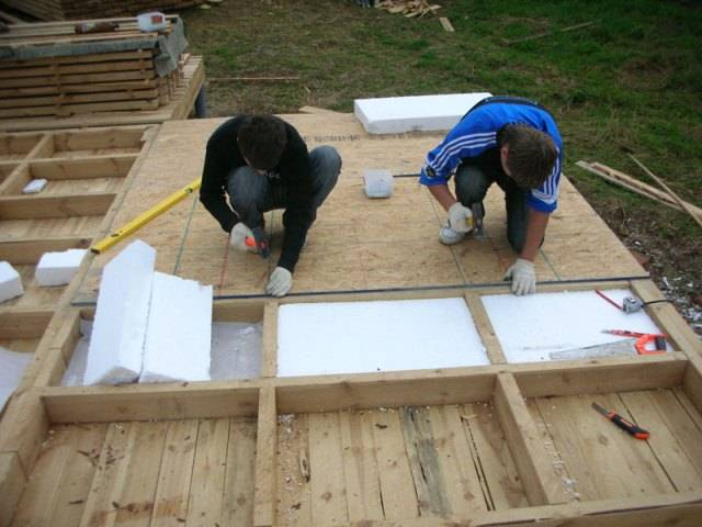 Пошаговая инструкция по строительству каркасной бани своими руками