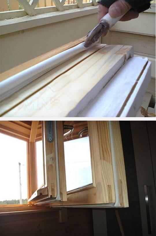 Реставрация деревянных окон и евроокон: видео-инструкция по ремонту старых оконных рам своими руками, фото и цена