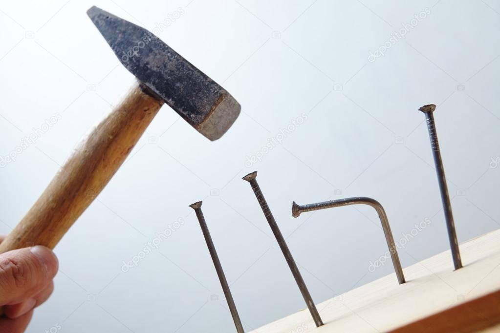 Как забить гвоздь: секреты мастерства   строй легко