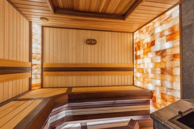 Отделка бани внутри - как сделать внутреннюю отделку своими руками?