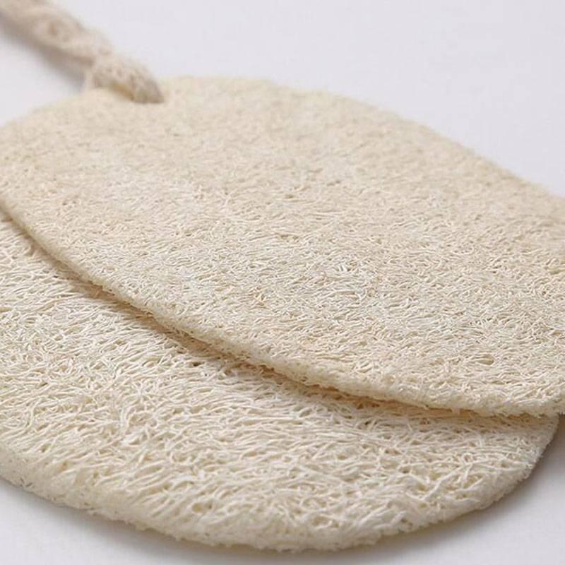 Натуральная люффа - как сделать мочалку из нее
