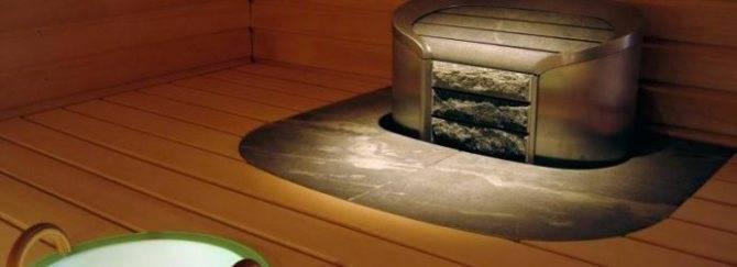 Печи для сауны электрические своими руками - строим баню или сауну