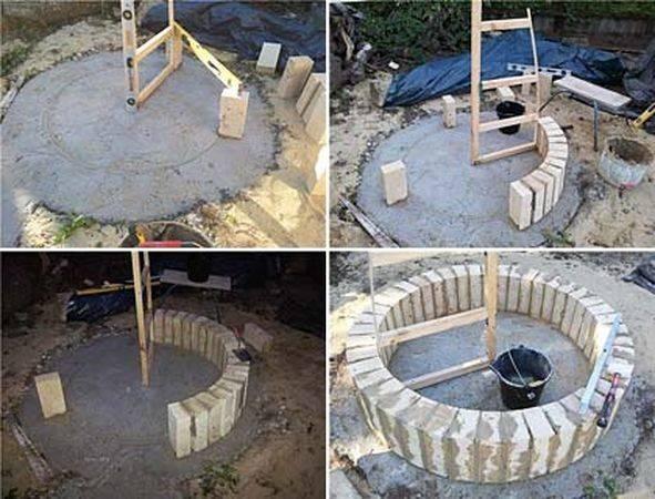 Тандыр в земле: как сделать своими руками восточную земляную печь из кирпича