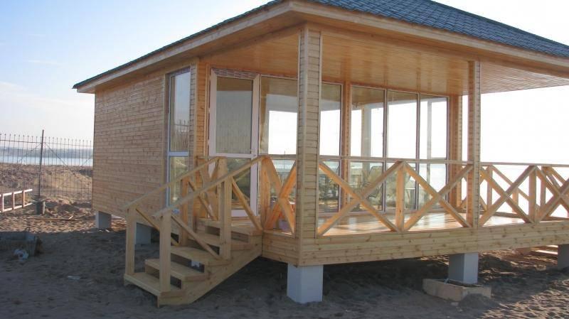 Беседка пристроенная к дому конструкция: преимущества и тонкости монтажа