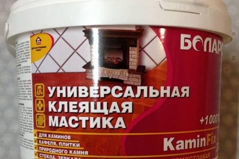 Герметик для печей и каминов: жаростойкий и термостойки вариант