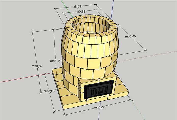 Тандыр: устройство, разновидности конструкций, как сделать своими руками