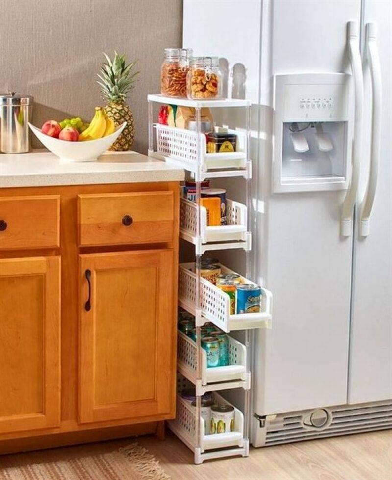 24 примера того, как можно сэкономить пространство в доме