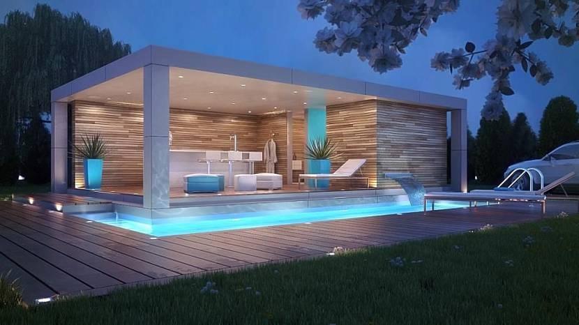 Дома в стиле хай тек фото: хай тек в архитектуре - загородный дом в стиле хай тек, красивые, отделка