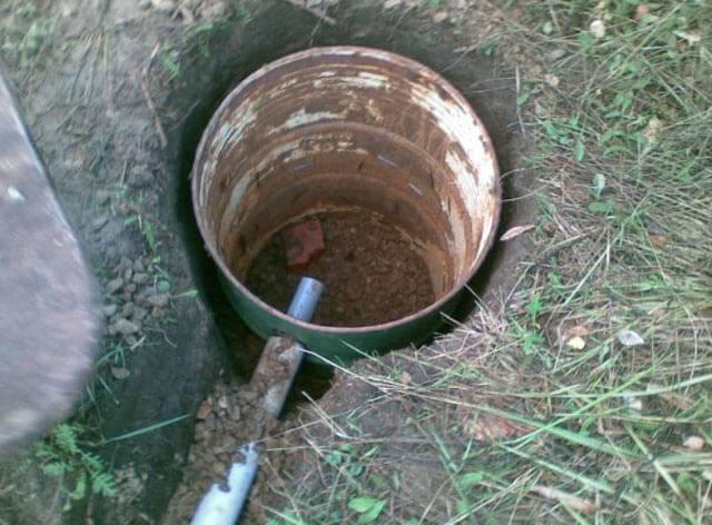 Слив воды из бани: как сделать правильно своими руками, основные способы