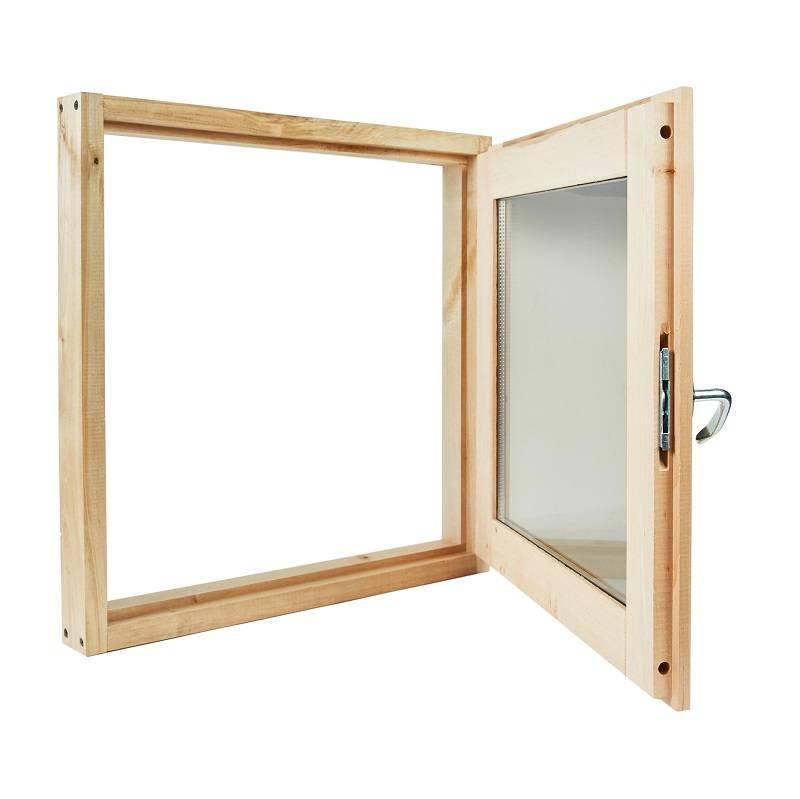 Какие окна для бани выбрать: разбираем суть