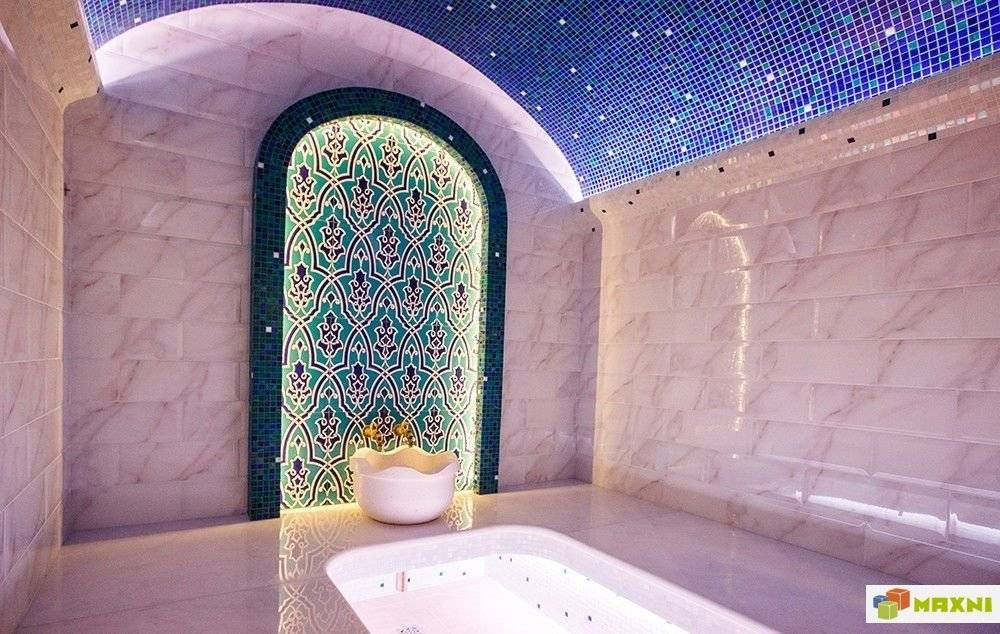 Хамам - что это такое, польза и вред, устройство помещений и как правильно посещать турецкую баню