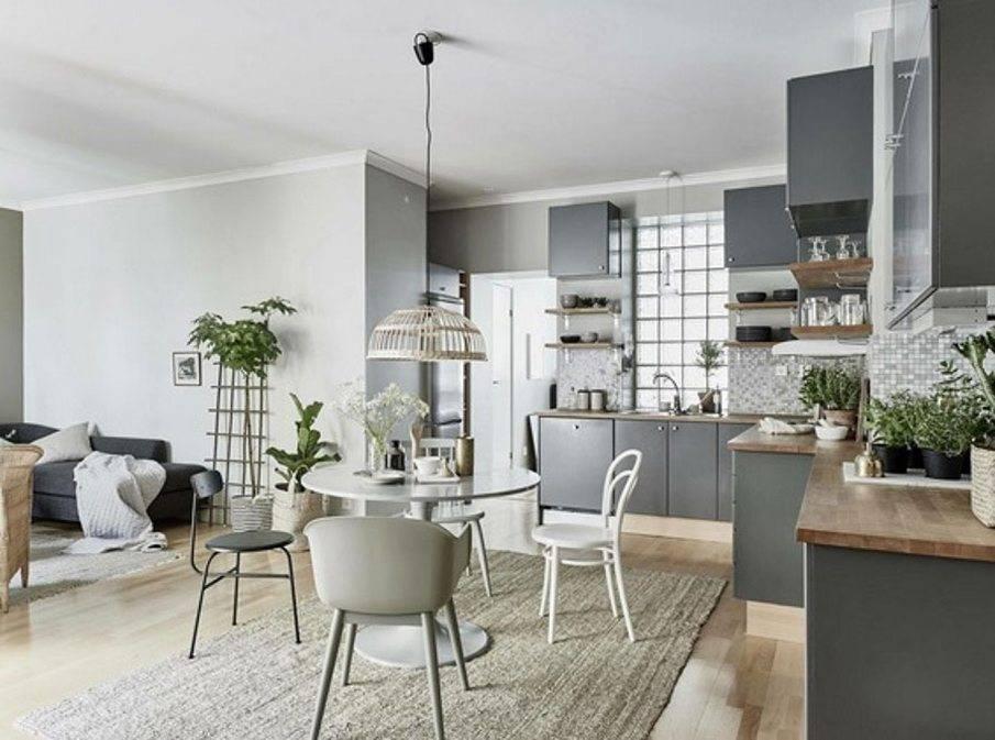 10 типичных ошибок, которые допускают при совмещении гостиной и кухни