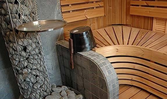 Баня в подвале частного дома - строим своими руками