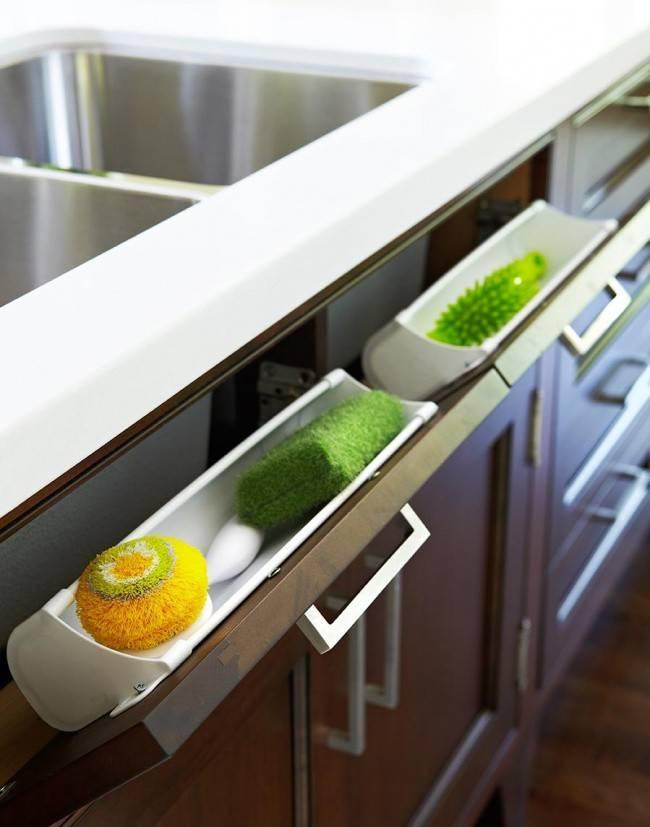 Правила эргономики кухни