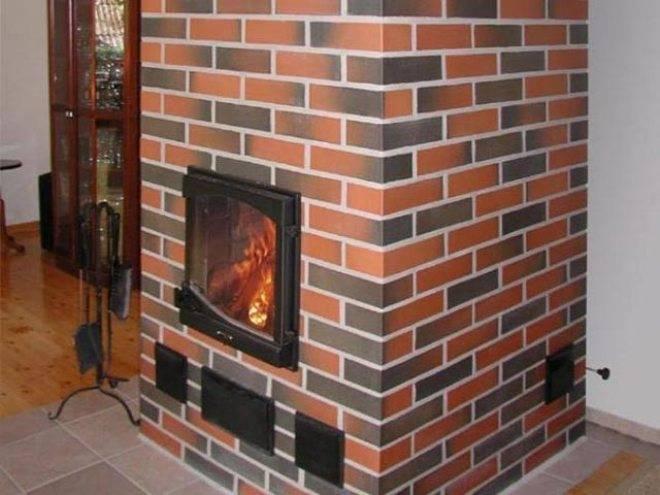 Термостойкая мастика для печей и каминов: назначение, марки, использование