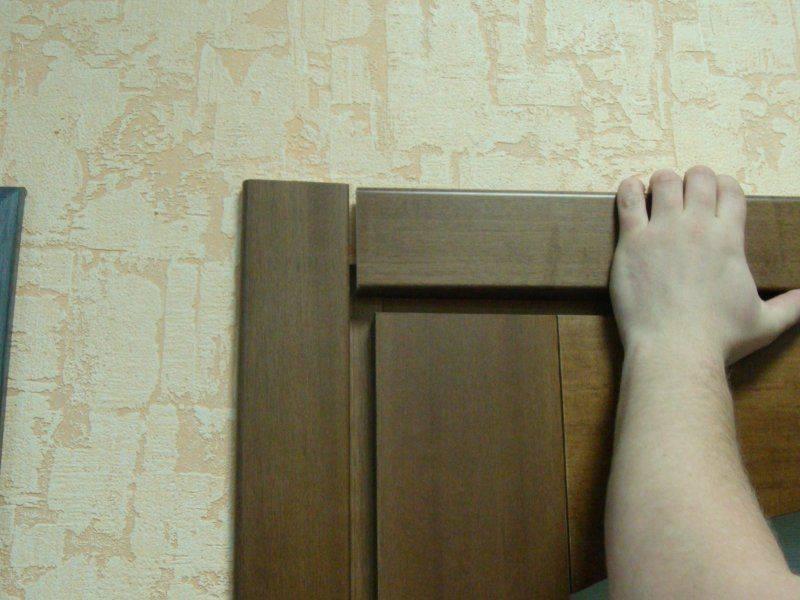 Деревянные наличники на двери – как подобрать правильно и установить своими руками наличники