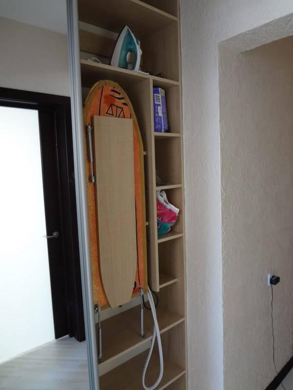 5 мест в обычной квартире, где можно разместить гардеробную