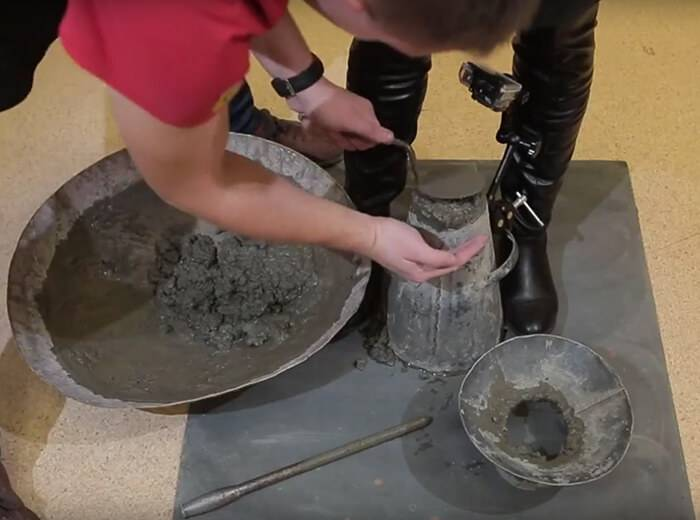 Как определить марку бетона и не нарваться на мошенников