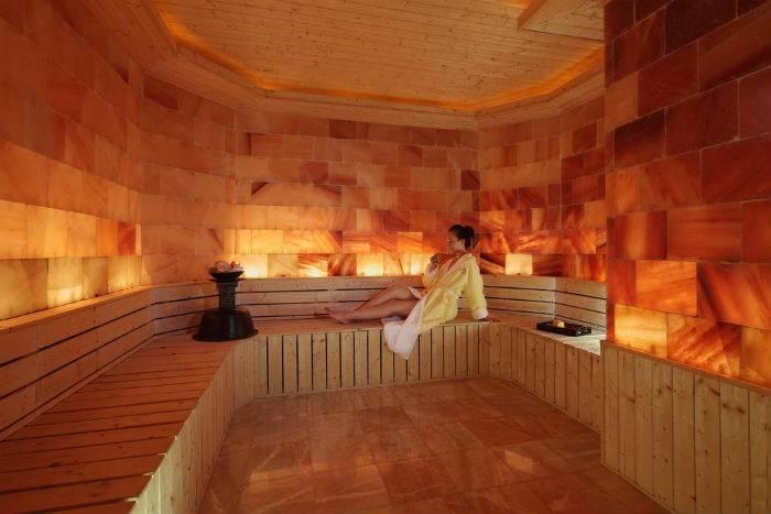 Соль в бане: эффект соляной пещеры, как это действует на организм?