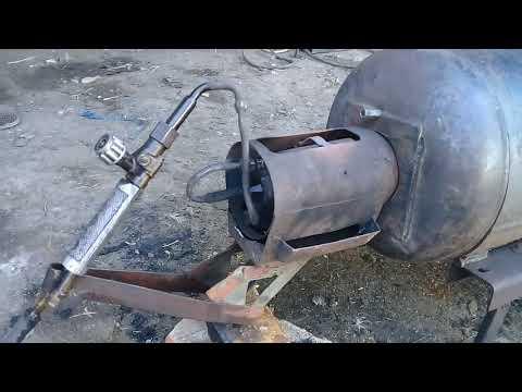 Как сварить печку в гараж: варианты печей из труб и колесных дисков