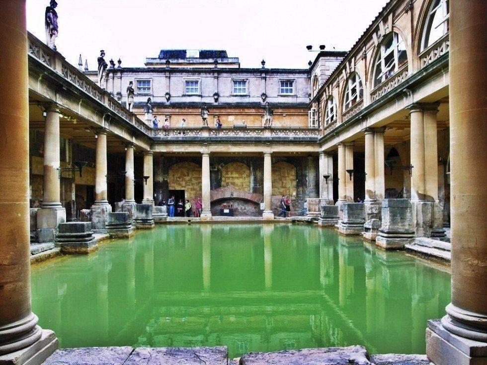 Римские бани: что это такое