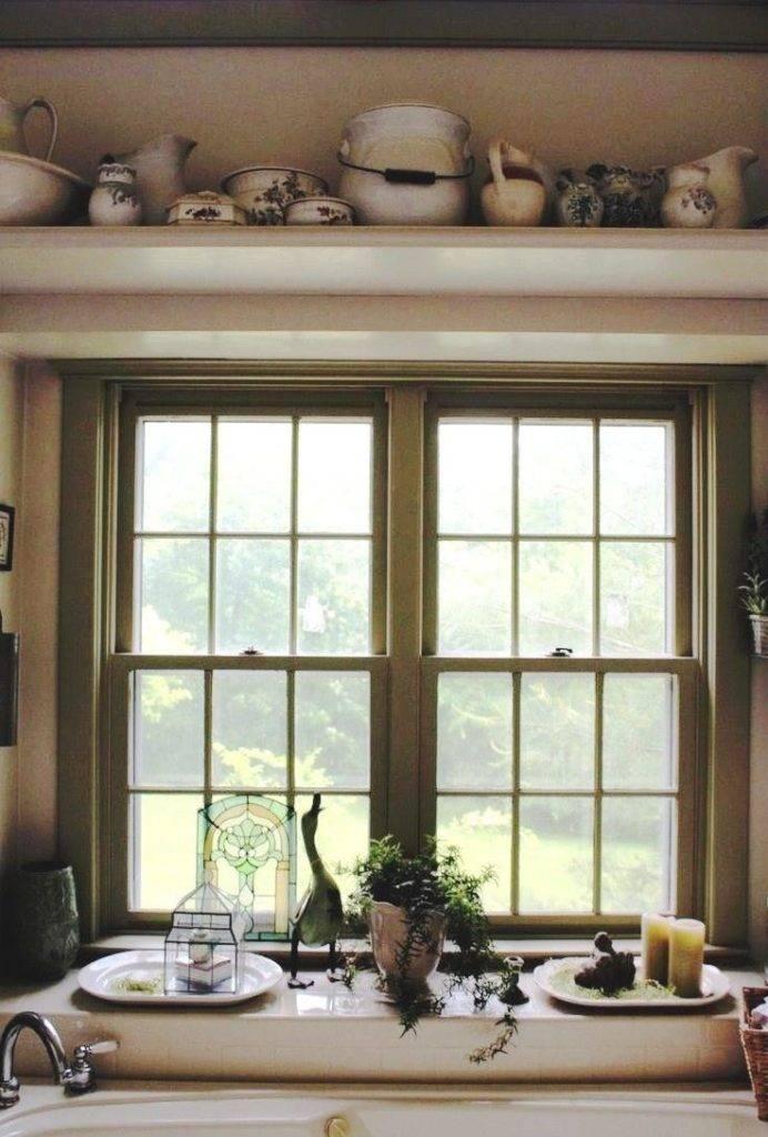 Удивительные идеи для оформления окна, которые наполнят дом комфортом и практичностью