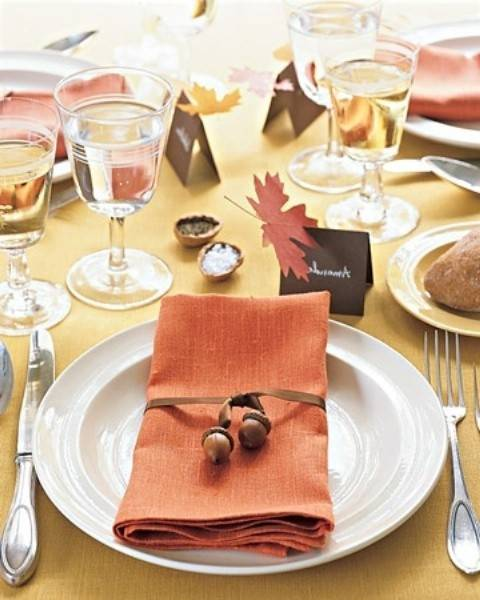 Тонкости сервировки праздничного стола