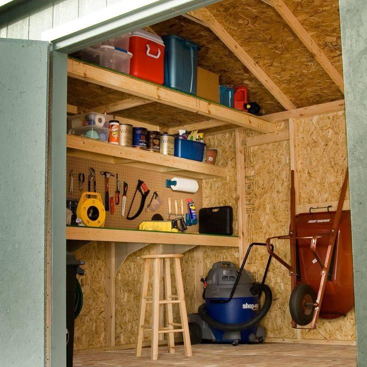 Строительство сарая для дачи - 100 фото лучших идей постройки и применения в ландшафтном дизайне