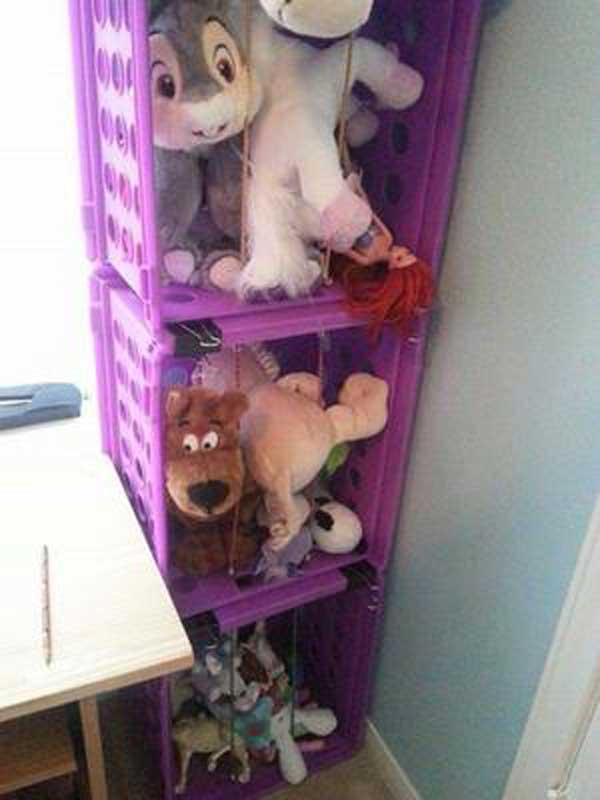 Идеи для хранения игрушек в детской комнате: советы по поддержанию идеального порядка + фото