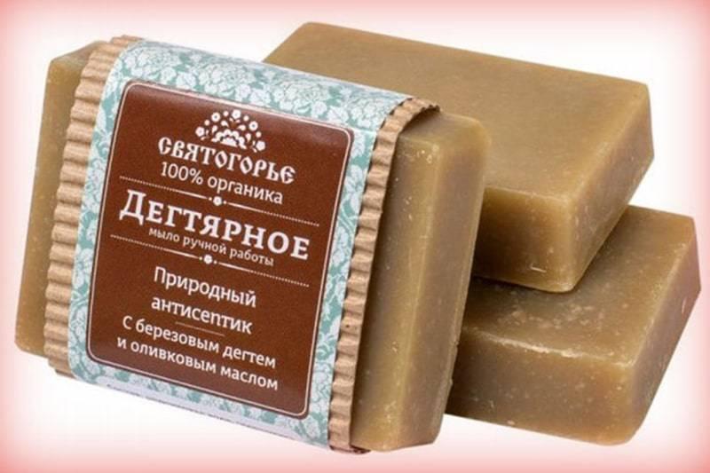 Дегтярное мыло – польза и вред, от чего помогает дегтярное мыло?