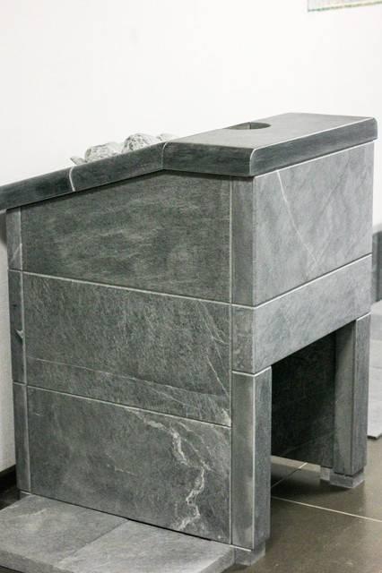 Печи из талькохлорита (мыльного камня) — разбор технологии облицовки и полезных свойств материала
