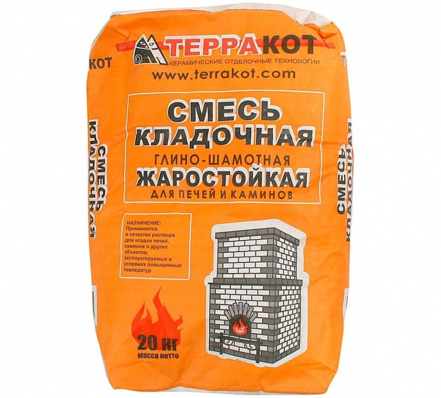 Какой термостойкий клей нужен для каминов и печей