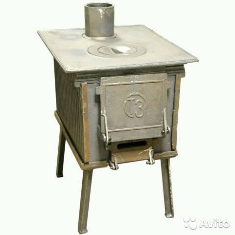 Как правильно выбрать печь буржуйку для дачи?