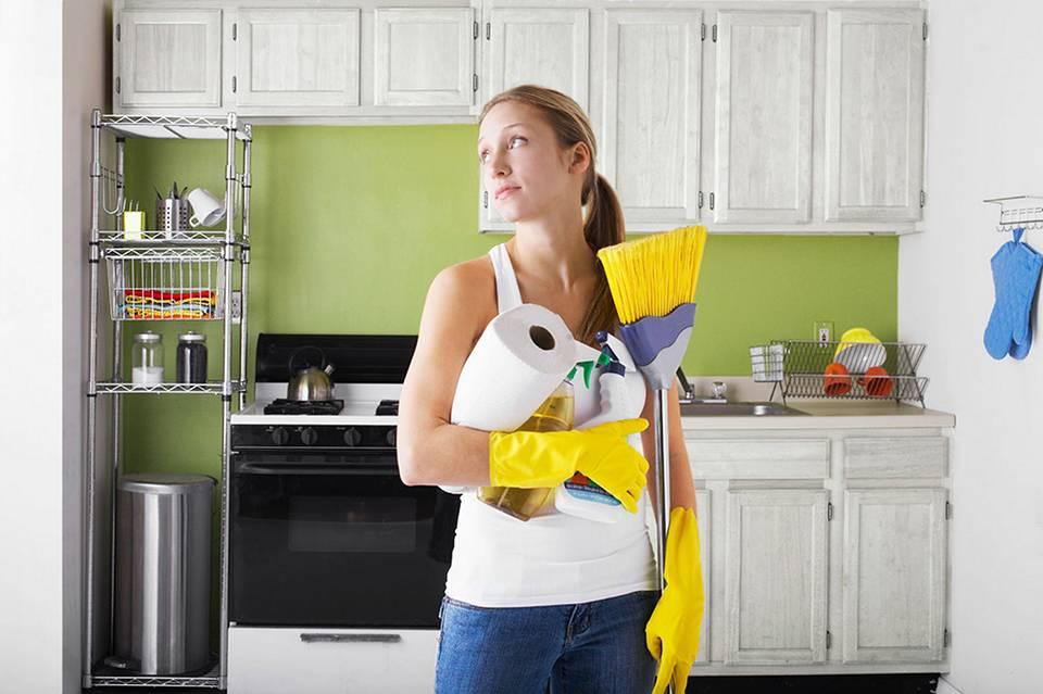 План уборки и избавления от хлама. чистую энергетику в каждый дом!