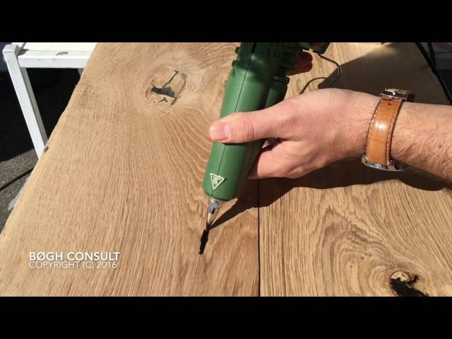 Как заделать щели и трещины в брусе: обзор способов