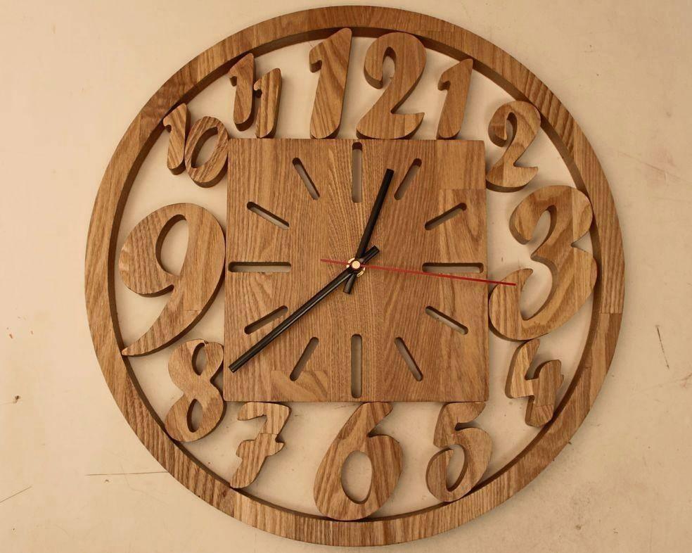 Настенные часы своими руками - уникальные способы украшения своими руками. часы из дерева, виниловых пластинок, из столовых приборов, текстиля. пошаговый мастер-класс, как сделать часы в технике декупаж