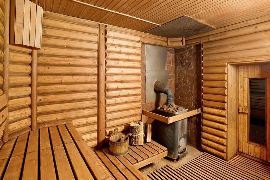 Топить по-черному ли по-белому? 2 варианта, как построить печь для русской бани на дровах