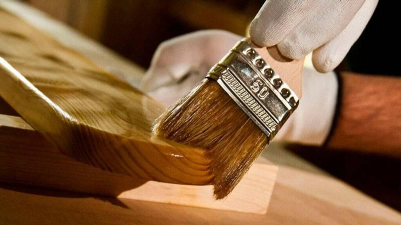 Секреты окраски изделий из дерева