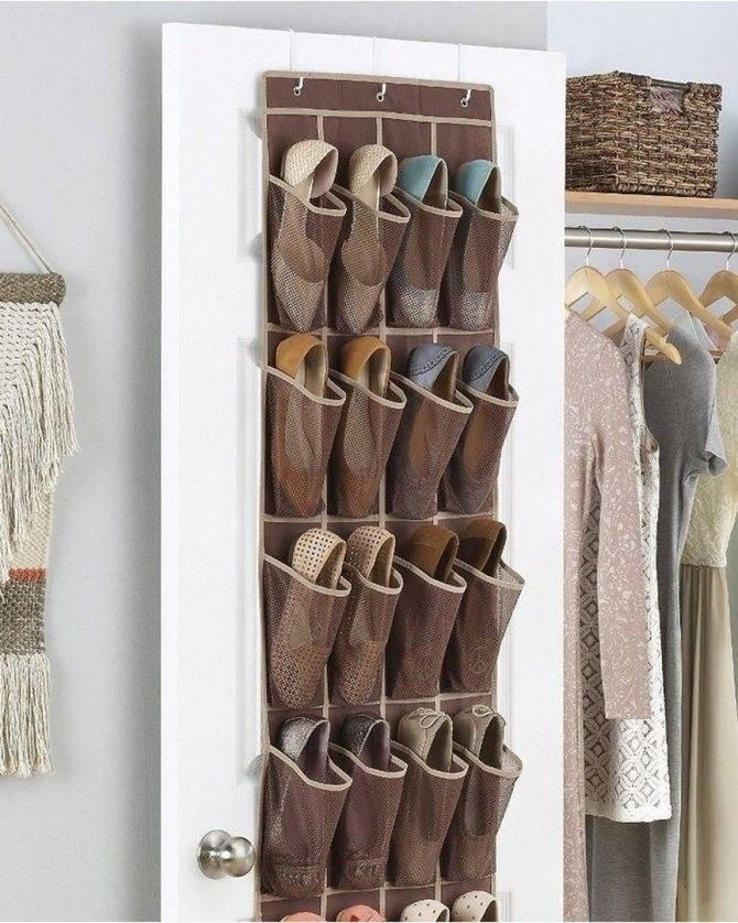 Рациональное хранение верхней одежды в прихожей
