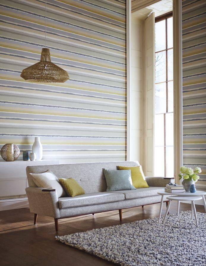 Обои в полоску для стен: когда применяют в интерьере полосатые обои в вертикальную или горизонтальную полоску, что стоит помнить, как оформлять правильно