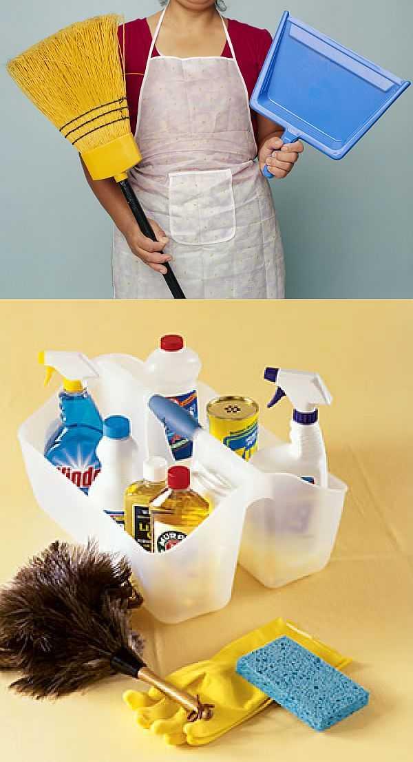 """""""флай леди"""": 10 шагов как организовать порядок на кухне"""