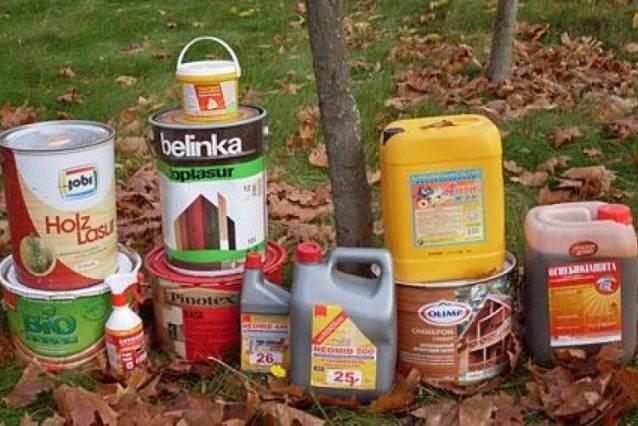 Обзор средств по защите древесины от влаги, огня, насекомых и гниения