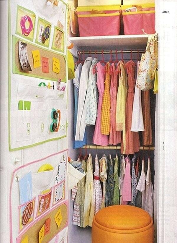 Как складывать вещи в шкафу — способы компактного хранения и полезные советы по организации гардероба (115 фото и видео)