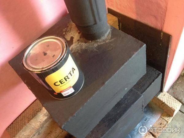 Чем и как покрасить печь буржуйку: пошаговые инструкции и советы