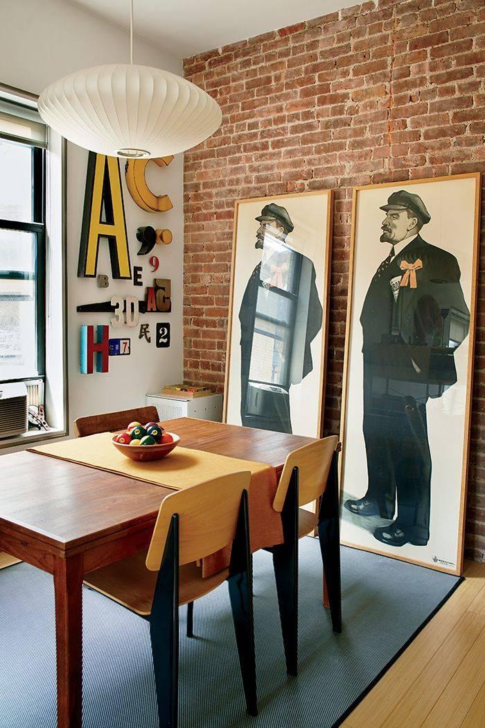 75 интересных идей дизайна интерьера в стиле ретро