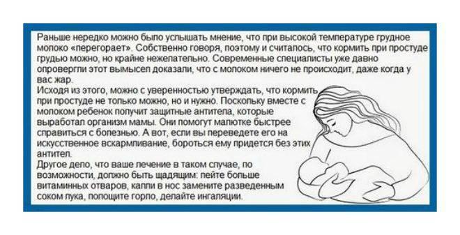 «перегорит» ли молоко у кормящей мамы в сауне: правда и мифы