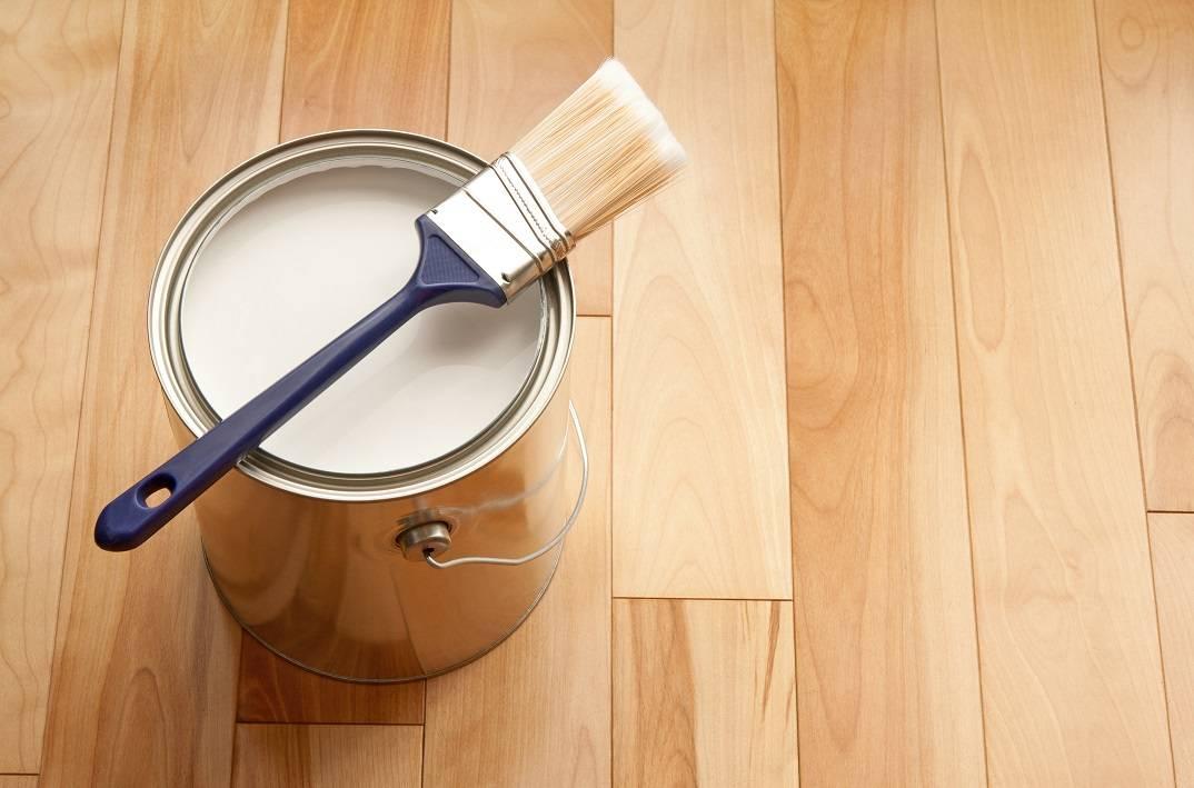 Технология покраски деревянных изделий и поверхностей