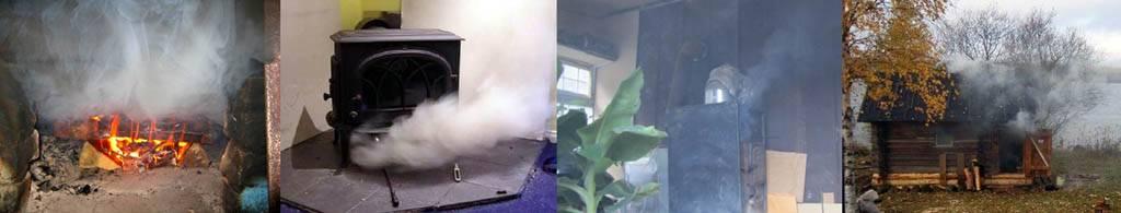 Как устранить обратную тягу в дымоходе причины возникновения в печи и что делать, чтобы избежать